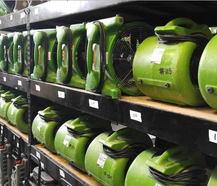 Why SERVPRO Disasters
